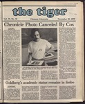 The Tiger Vol. 73 Issue 13 1979-11-30