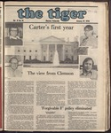 The Tiger Vol. 71 Issue 14 1978-01-27
