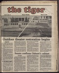 The Tiger Vol. 71 Issue 21 1978-03-31