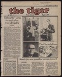 The Tiger Vol. 72 Issue 1 1978-08-25