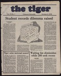 The Tiger Vol. 72 Issue 7 1978-10-06