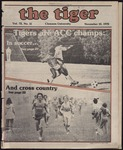 The Tiger Vol. 72 Issue 11 1978-11-10