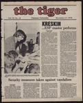 The Tiger Vol. 72 Issue 12 1978-11-17