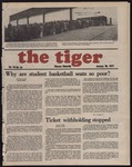 The Tiger Vol. 70 Issue 16 1977-01-28 by Clemson University