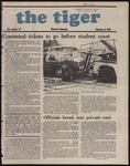 The Tiger Vol. 70 Issue 17 1977-02-04