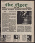 The Tiger Vol. 70 Issue 20 1977-02-25
