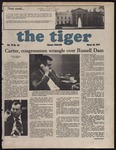 The Tiger Vol. 70 Issue 22 1977-03-25 by Clemson University