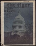 The Tiger Vol. 70 Issue 23 1977-04-01 by Clemson University