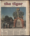 The Tiger Vol. 71 Issue 6 1977-10-07