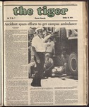 The Tiger Vol. 71 Issue 7 1977-10-14