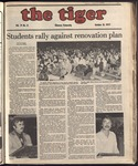 The Tiger Vol. 71 Issue 8 1977-10-21 by Clemson University
