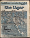 The Tiger Vol. 71 Issue 9 1977-11-04