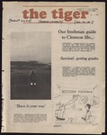 The Tiger Vol. 70 Issue 1 1976-08-20 by Clemson University