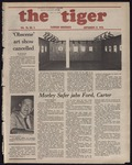 The Tiger Vol. 70 Issue 5 1976-09-17