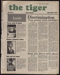 The Tiger Vol. 70 Issue 7 1976-10-08
