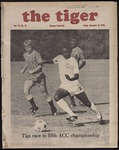 The Tiger Vol. 70 Issue 12 1976-11-12 by Clemson University