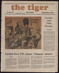 The Tiger Vol. 70 Issue 13 1976-11-19