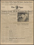 The Tiger Vol. XLIII No. 18 - 1950-03-02