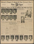 The Tiger Vol. XLIV No. 25 - 1951-05-05