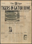 The Tiger Vol. XLV No. 12 - 1951-11-29 by Clemson University