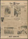 The Tiger Vol. XLVII No. 6 - 1953-10-15