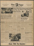 The Tiger Vol. XLVIII No. 7 - 1954-10-28