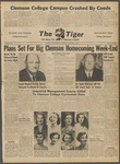 The Tiger Vol. XLVIII No. 8 - 1954-11-04