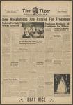 The Tiger Vol. XLIX No. 4 - 1955-10-06