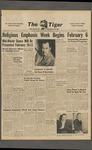 The Tiger Vol. XLIX No. 13 - 1956-01-12