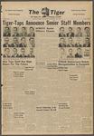 The Tiger Vol. L No. 2 - 1956-10-04