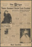The Tiger Vol. L No. 4 - 1956-10-18