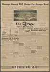 The Tiger Vol. L No. 9 - 1956-12-06