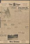 The Tiger Vol. L No. 10 - 1956-12-13 by Clemson University