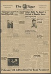 The Tiger Vol. L No. 13 - 1957-02-14 by Clemson University