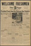 The Tiger Vol. LI No. 1 - 1957-09-05