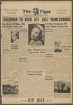 The Tiger Vol. LI No. 7 - 1957-10-31 by Clemson University
