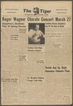 The Tiger Vol. LI No. 20 - 1958-03-20 by Clemson University