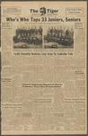 The Tiger Vol. LIII No. 10 - 1959-11-20