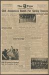 The Tiger Vol. LIII No. 19 - 1960-03-11 by Clemson University
