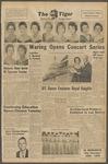 The Tiger Vol. LIV No. 6 - 1960-10-21 by Clemson University