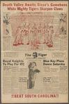 The Tiger Vol. LIV No. 9 - 1960-11-11