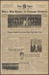 The Tiger Vol. LIV No. 11 - 1960-12-02
