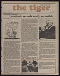 The Tiger Vol. LXVIII No. 14 - 1975-01-10