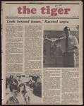 The Tiger Vol. LXVIII No. 5 - 1974-09-20
