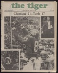 The Tiger Vol. LXVIII No. 7 - 1974-10-04 by Clemson University