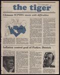 The Tiger Vol. LXVIII No. 8 - 1974-10-11