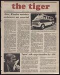 The Tiger Vol. LXVIII No. 9 - 1974-10-18