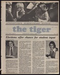 The Tiger Vol. LXVIII No. 11 - 1974-11-08 by Clemson University
