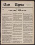 The Tiger Vol. LXVIII No. 3 - 1973-09-07