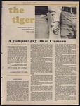 The Tiger Vol. LXVIII No. 9 - 1973-10-19 by Clemson University